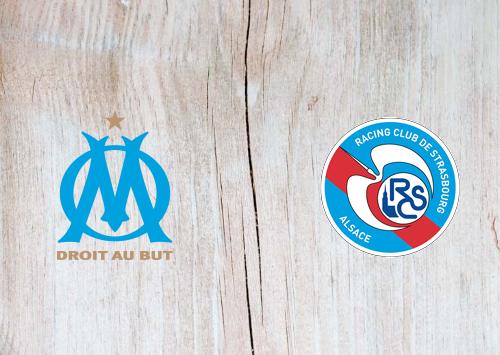 Olympique Marseille vs Strasbourg -Highlights 29 January 2020