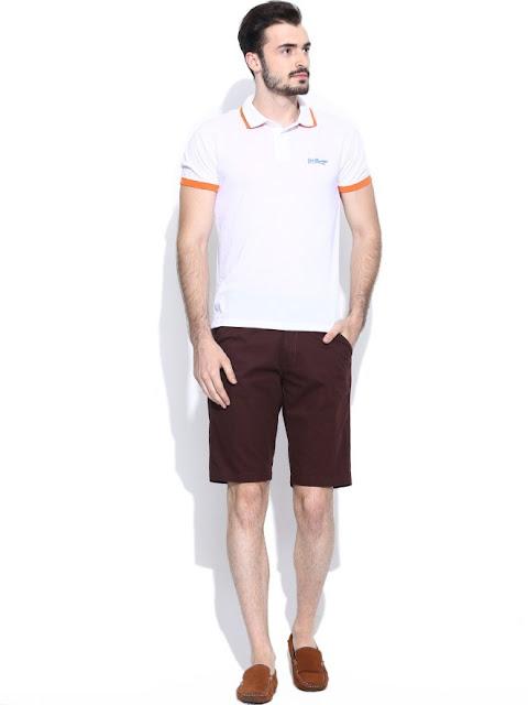 Moda Masculina: 3 Super dicas de como usar Short Borgonha