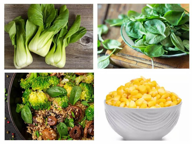 5 common vegetables that are rich in protein
