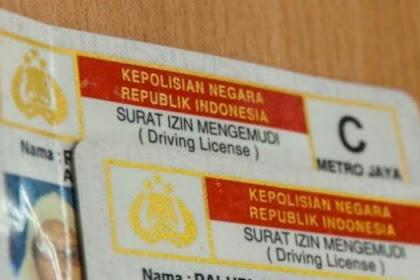 Presiden Jokowi Beri Kejutan Bikin SIM Gratis di Awal Tahun, Ini Syaratnya