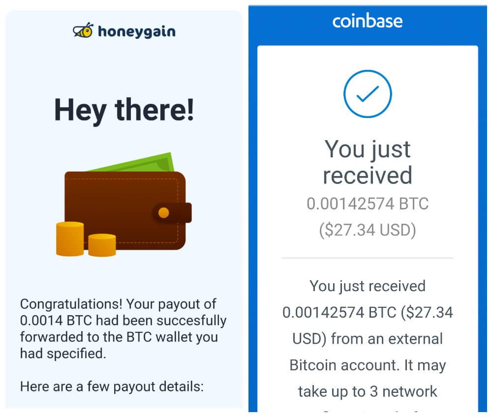 Honeygain payment Proof, Honeygain earn money