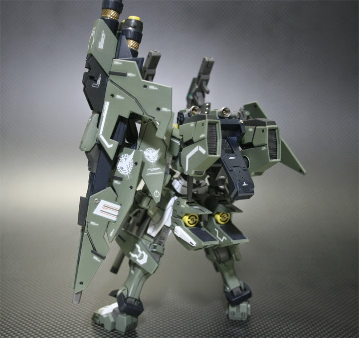 Custom Build: HG 1/144 Full Armor Gundam Dynames