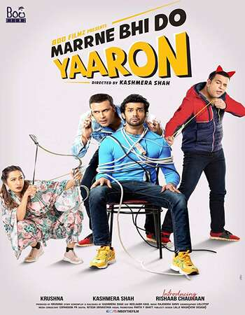 Marne Bhi Do Yaaron 2019 Hindi 650MB HDRip 720p HEVC