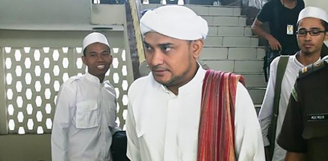Allahu Akbar! FPI Nyatakan Akan Konsisten Kawal Sidang Ahok Sampai Akhir