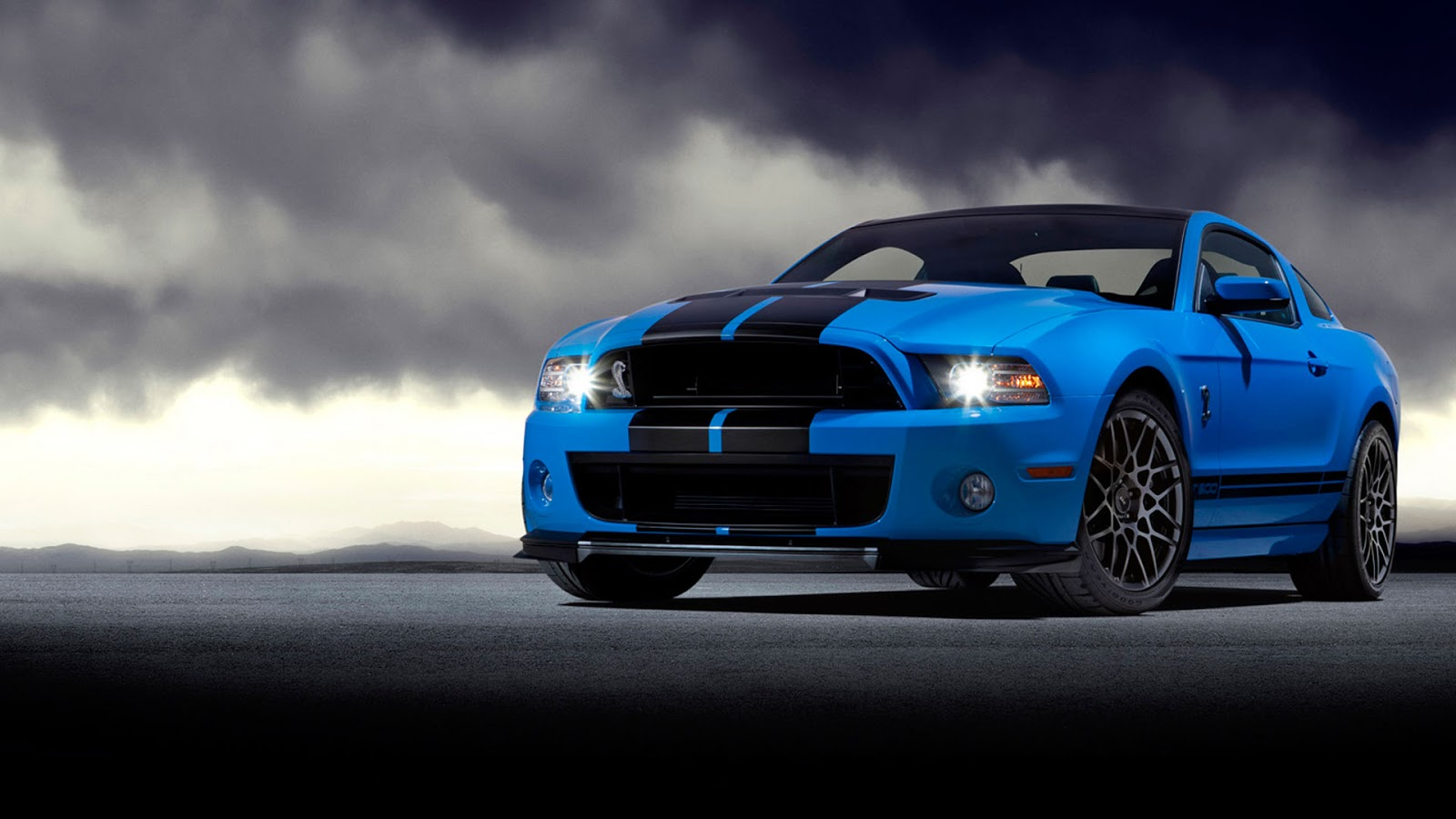 HD Wallpapers | Desktop Wallpapers 1080p: Ford Shelby ...