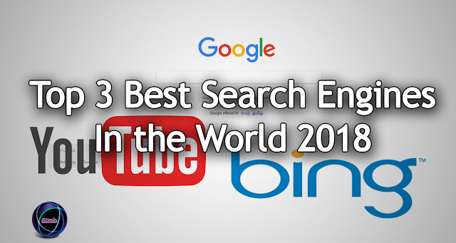 Top 3 Best Search Engines In the World 2018