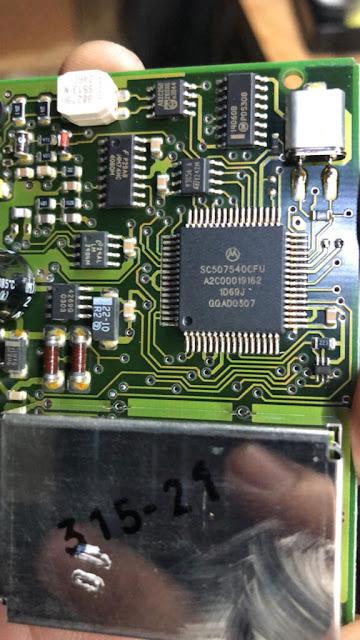 MC68HC05X32 (1D69J).