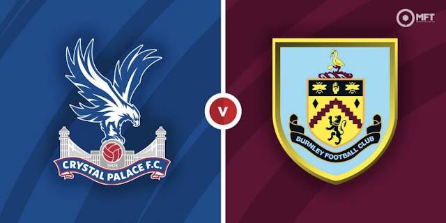 Crystal Palace VS Burnley  on K24 TV
