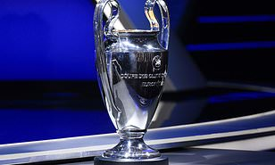 UEFA Champions League Trophy Draw