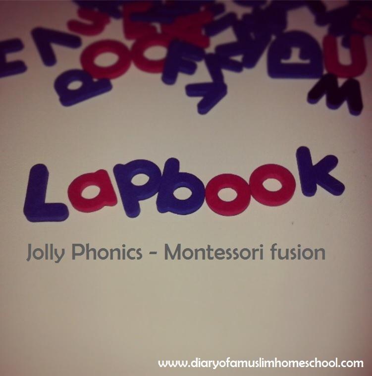 Worksheet will open in a new window. A Muslim Homeschool Jolly Phonics Montessori Fusion Lapbook 3