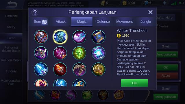Takut Sama Hayabusa Buruan Gunakan Item Ini Mobile Legends 2