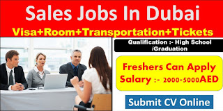 Shaun Technologies Trading LLC Recruitment For Retail Sales Executive in Dubai, Sharjah & Abu Dhabi Location