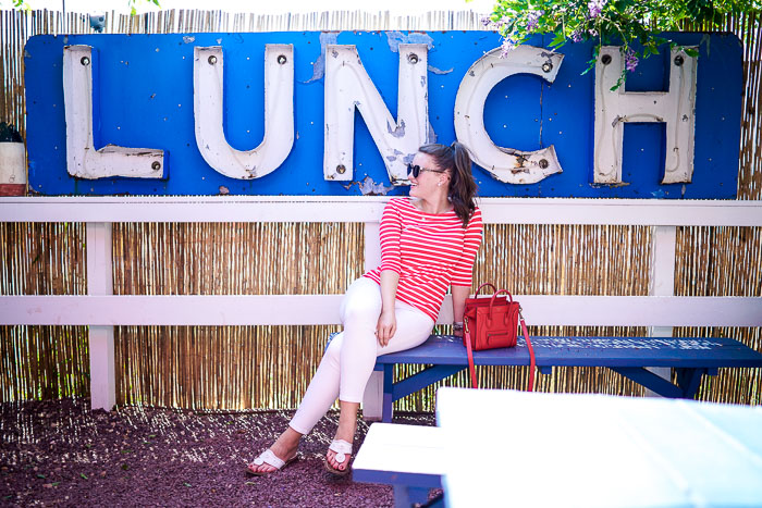 Lunch at Lobster Roll | Covering the Bases | Fashion and Travel Blog ...