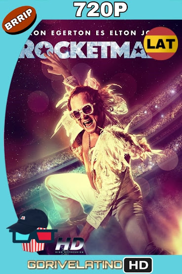 Rocketman (2019) BRRip 720p Latino-Ingles MKV