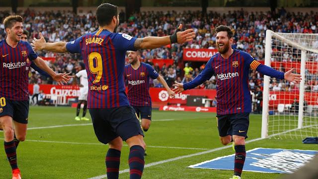 برشلونة يتلقى صدمة بشأن ضم مهاجم ليل