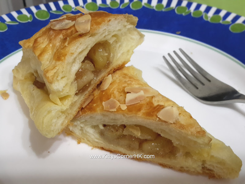 Apple Pie DIY recipe DIY recipe 蘋果酥自家烘焙食譜