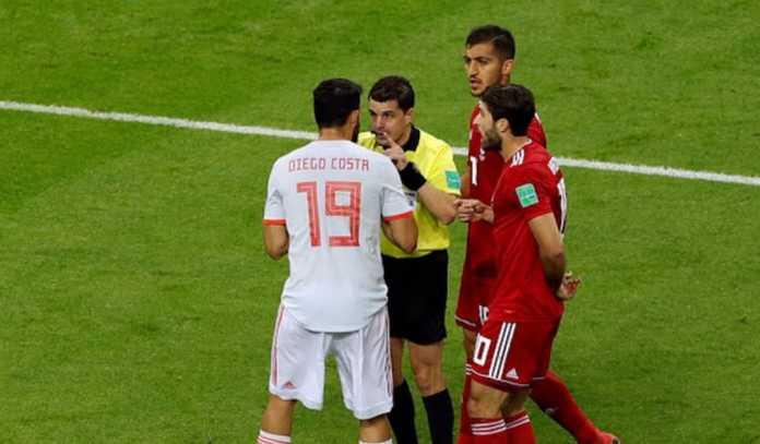 Hasil Iran vs Spanyol Skor Akhir 0-1 | Fase Group A World Cup 2018