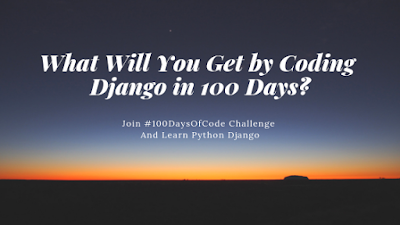 100 days of python