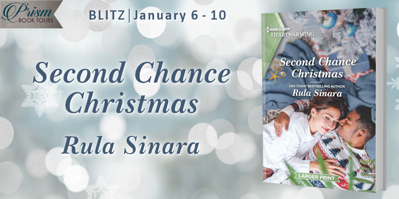 We're blitzing about SECOND CHANCE CHRISTMAS by Rula Sinara! #SCCBlitz