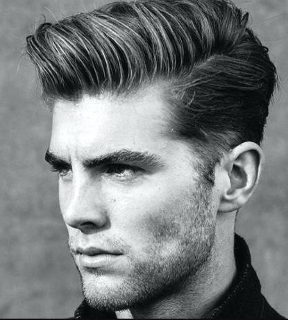Classy Haircut style rambut pria modern