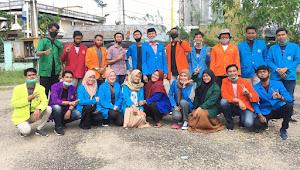 Mahasiswa Kecamatan Sekernan Galang Dana Bantu Anisa