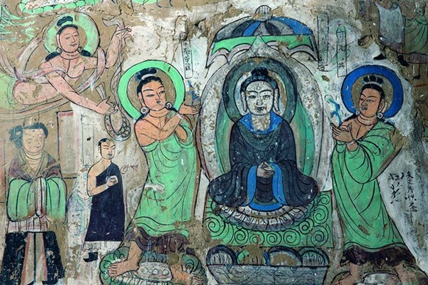 วัดปิ่งหลิง (Bingling Temple: 炳灵寺)