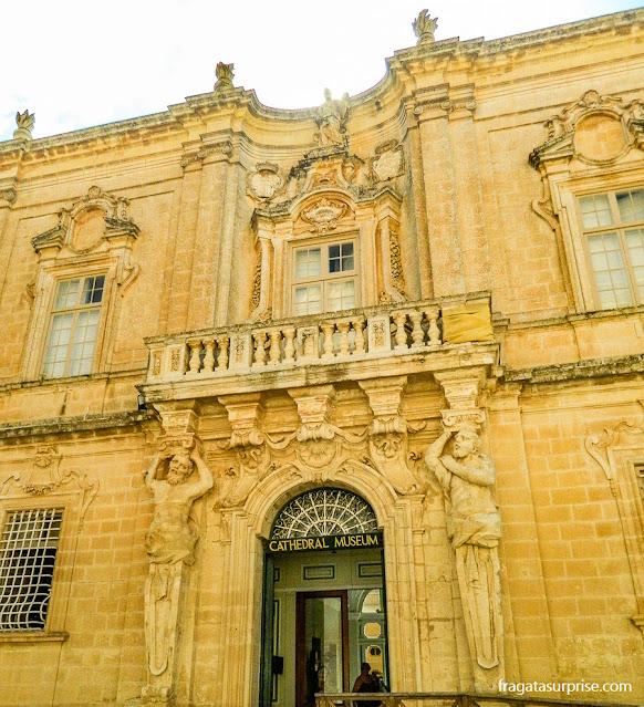 Museu da Catedral de São Paulo, Mdina, Malta