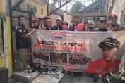 Bentuk Kepedulian LMP Terhadap Anggota yang Tertimpa Musibah Kebakaran Ciracas