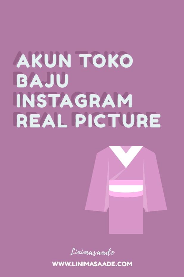 55+ Akun Toko Baju Lebaran Muslim Instagram Real Picture