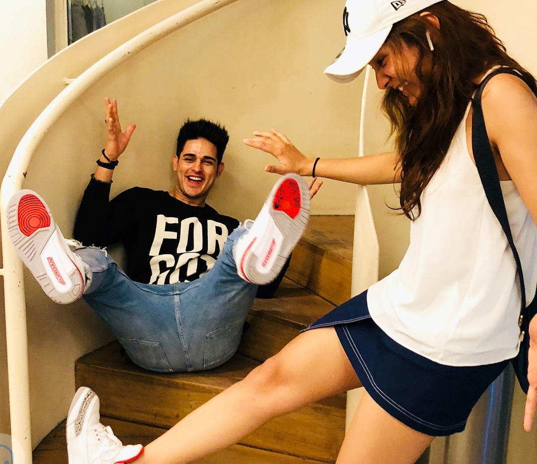 Priyank Sharma and Aastha Gill are back! - REALITY INFORMER