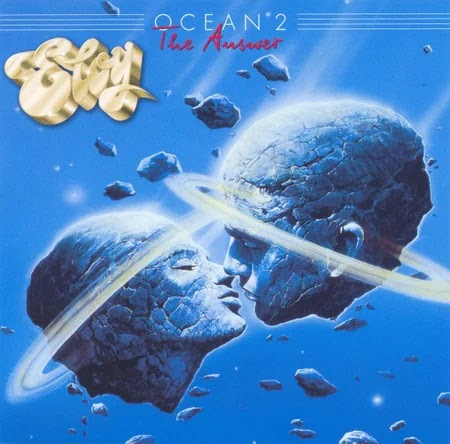Eloy - Ocean 2: The Answer (1998, Rock Progressivo Alemão)