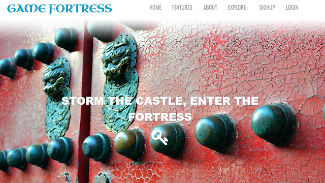 Game Fortress: A New App for Hobbyist by Hobbyist