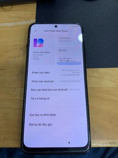 Xiaomi Redmi Note 10 Remove Mi Account - FRP