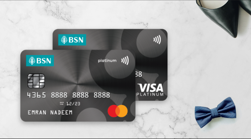 Kad Kredit BSN Visa Platinum-i Telah Berjaya Dimiliki