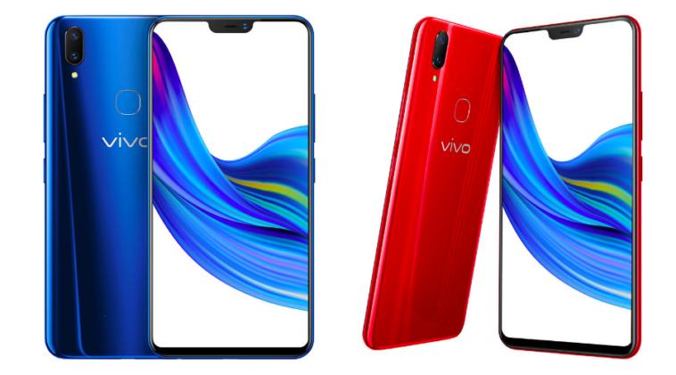 Harga Spesifikasi Vivo Z1 | Kekurangan dan Kelebihan HP VIVO