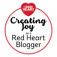 Red Heart Yarn Joy Creator Blogger