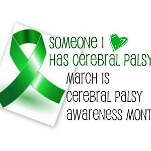 March is CP Awareness Month