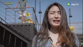 Sinopsis Film Little Mom Episode 9 Web Series Keenan dan Naura Resmi Putus dan Tak Saling Kenal