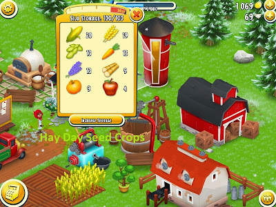 Hay Day Seed Crops