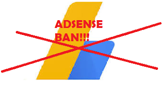 Reasons why Adsense bans accounts