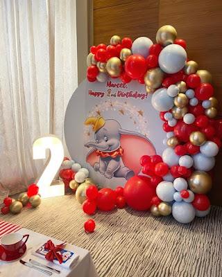 Dịch vụ trang trí sinh nhật cho bé tại nhà Hà Nội
