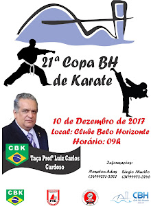 21ª Copa BH de Karate