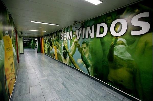O Túnel de alvalade