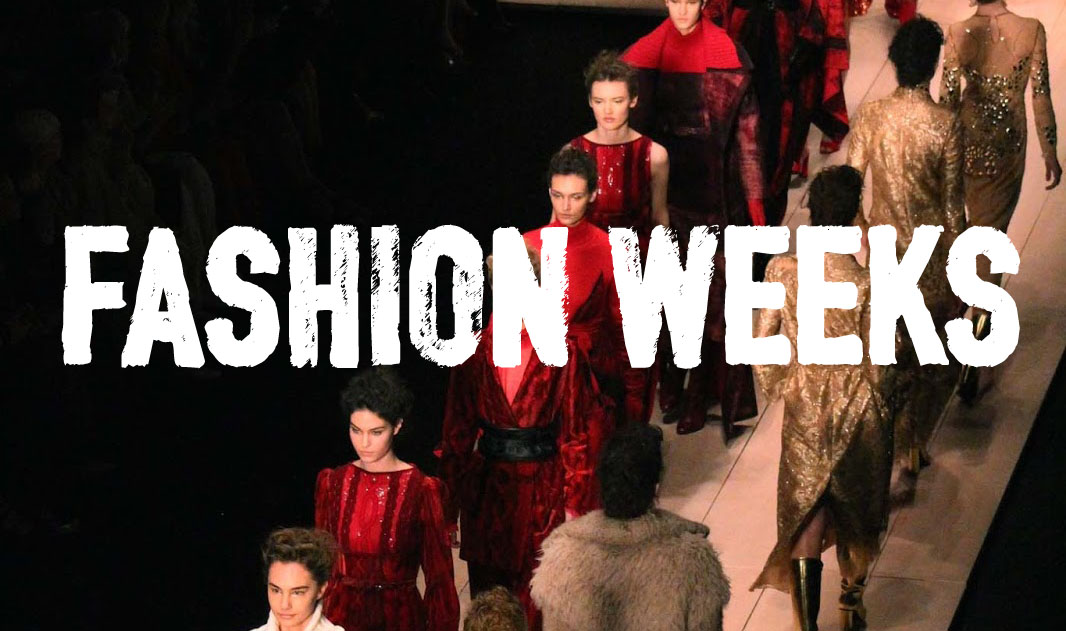 Iniziano le Fashion Week - Eniwhere Fashion