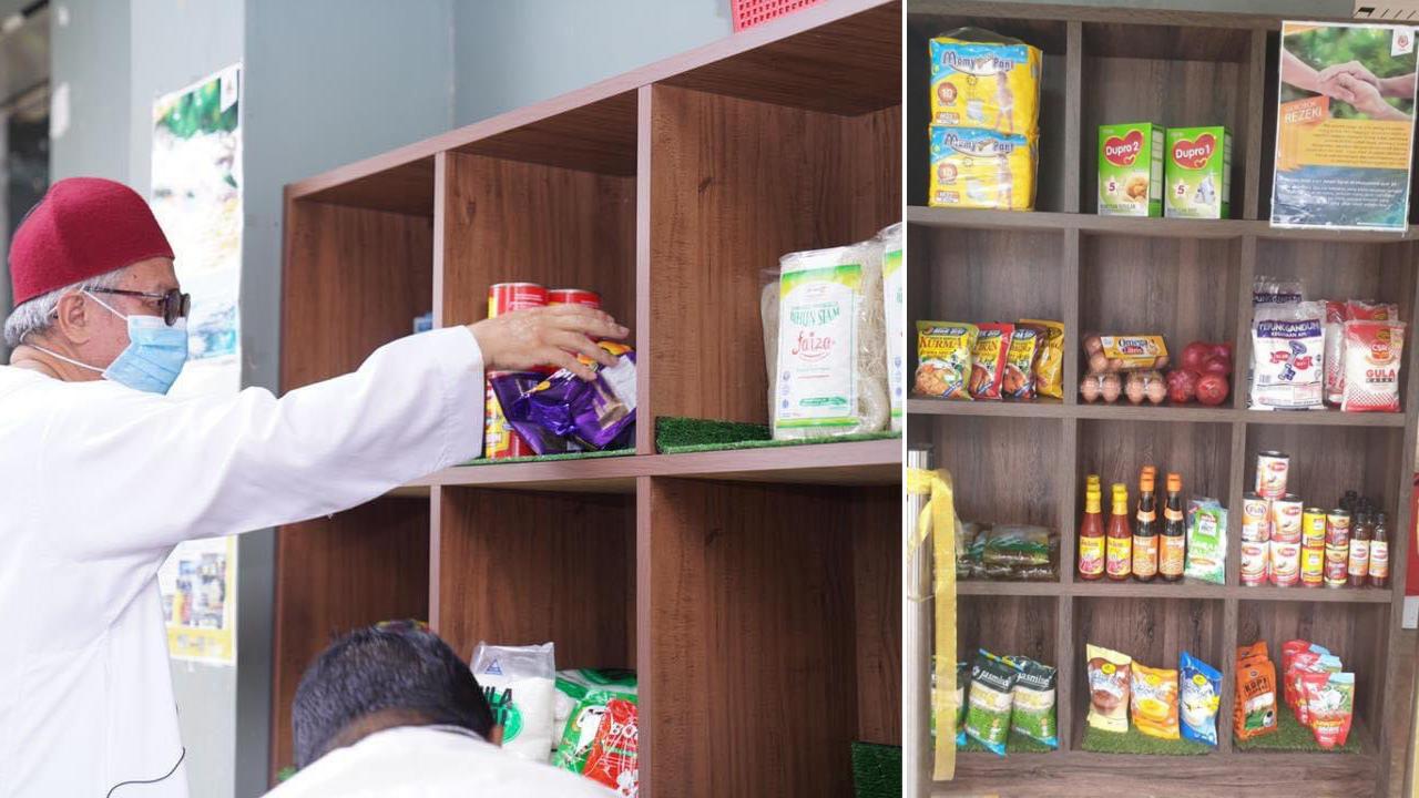 Senarai Lokasi Masjid Yang Menyediakan Foodbank Di Wilayah Persekutuan