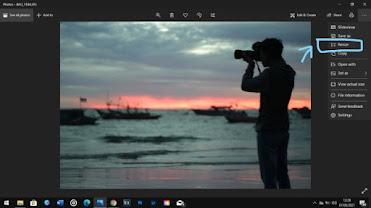 cara memperkecil ukuran foto di laptop