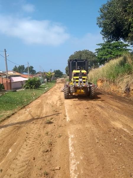 Mais 4 bairros receberam ações de conservação e limpeza nesta segunda-feira (03/09)