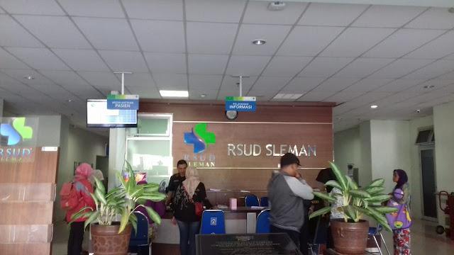 Jadwal Dokter RSUD Sleman Yogyakarta Terbaru
