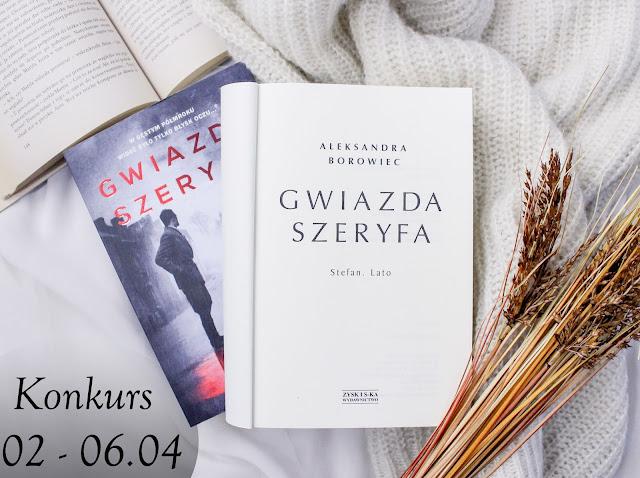 """Konkurs patronacki - wygraj """"Gwiazdę Szeryfa"""" (rozwiązany)"""