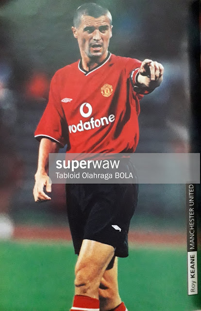 PIN UP ROY KEANE (MANCHESTER UNITED)